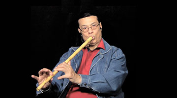 Learn The Ney  , or the Arabic flute is an absolute beginners course given by Mr.Rida Bdair the Egyptian Ney player who played with Egyptian music legends.