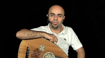 Advanced Oud course where you learn advanced techniques by practicing to play popular Middle Eastern music templates like Sama'ee and Longa