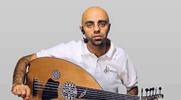 Learn Longas and Samaees on Oud with Learn Oud 4 with Mr. Tareq Al Jundi on izif.com the Online Music School. Advanced Oud Video Tutorials